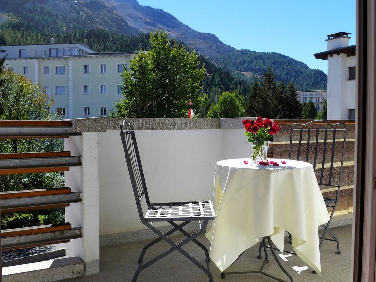 Chesa Derby 27 - Apartment - St. Moritz
