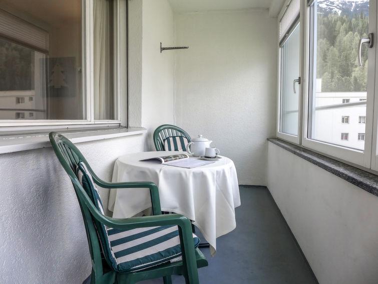 Chesa Ova Cotschna 305 - Apartment - St. Moritz
