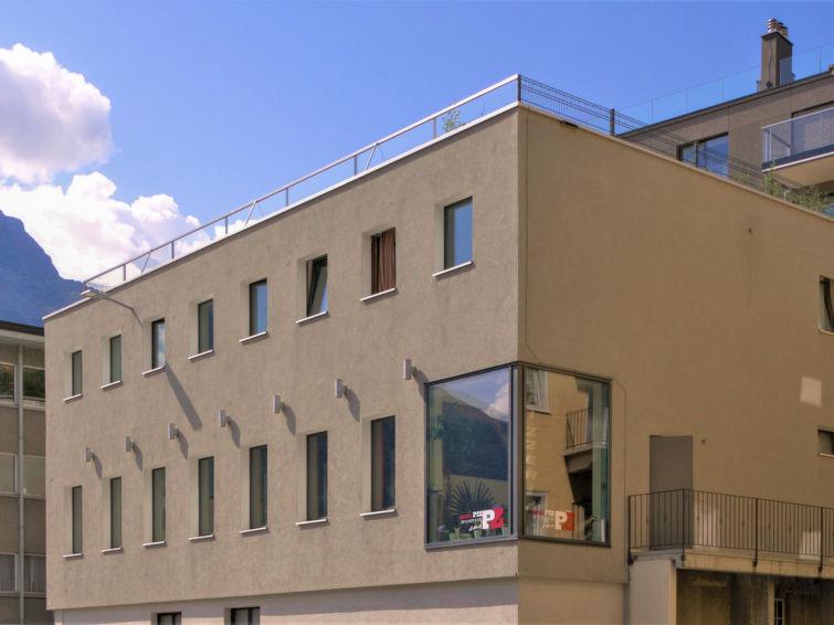 Chesa Piz Mezdi - St. Moritz - Apartment