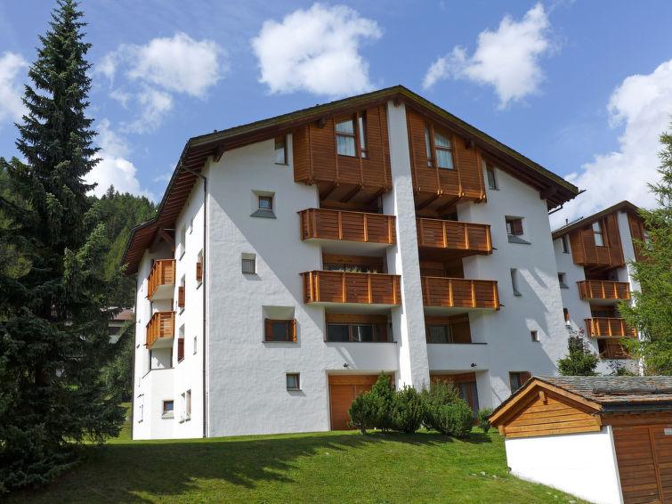 Chesa Maurus A12 Apartment in St Moritz