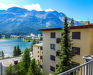 Appartement Chesa Sonnalpine B 46, St. Moritz, Eté