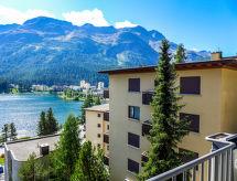 St. Moritz - Ferienwohnung Chesa Sonnalpine B 34