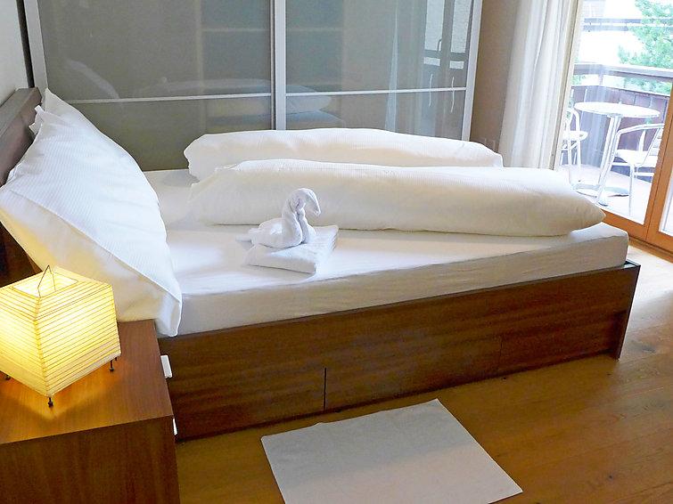 Chesa Sonnalpine B 34 Apartment in St Moritz