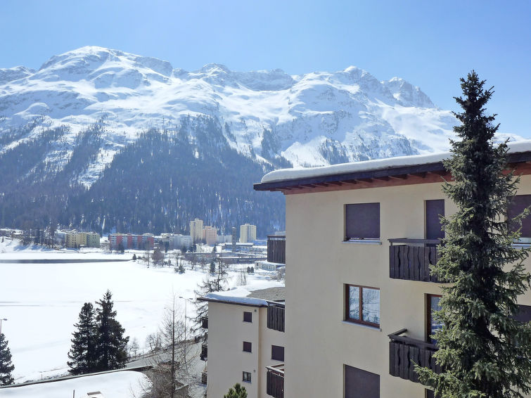Chesa Sonnalpine B 48 Apartment in St Moritz