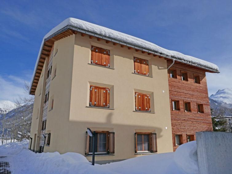 Chesa San Bastiaun B4 - Apartment - Samedan
