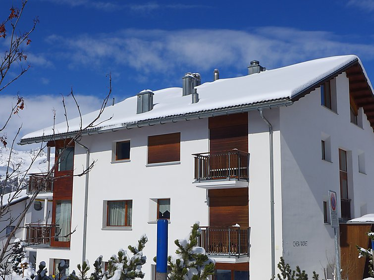 Chesa Vadret 12 - Apartment - Pontresina