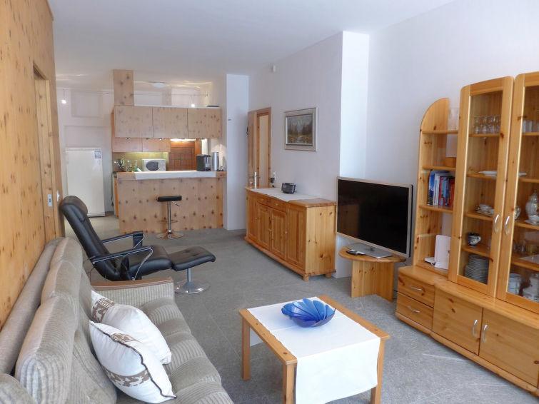 Chesa Cromer Apartment in Celerina