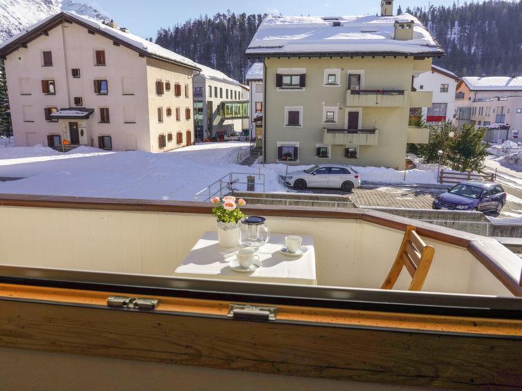 Chesa Palüdin 5 Apartment in Celerina