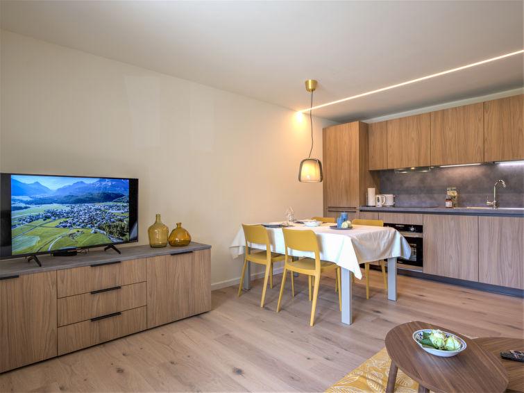 Chesa Stè Apartment in Celerina