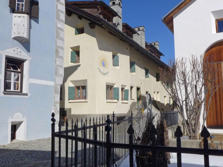 Chesa Olgiati - Apartment - Celerina