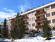 Silva Haus 234 para el senderismo y con balcón