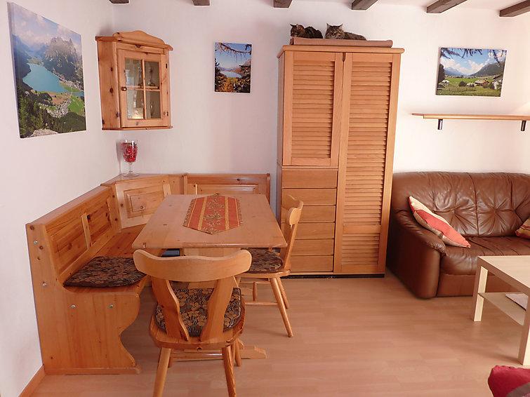 Apt.16 Apartment in Silvaplana-Surlej