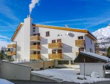 Silvaplana-Surlej - Ferienwohnung Club House 17