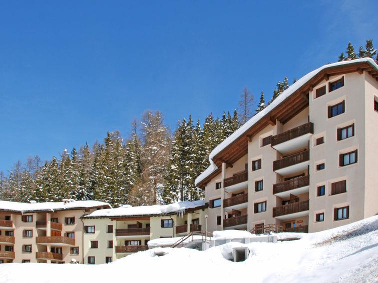 58-4 Apartment in Silvaplana-Surlej