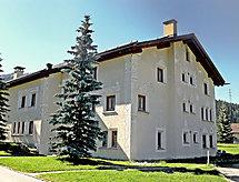 La Punt Chamues-ch - Apartment Chesa Barba Peider
