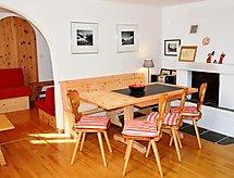 Madulain - Apartamenty Chesa Sonnenuhr 001