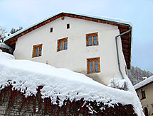Müstair - Holiday House Ferienhaus Döss