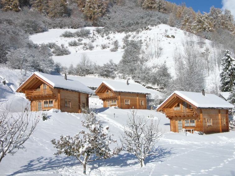 Ferienhaus Chalets Trafögl - Apartment - Müstair