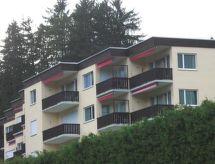 Ferienwohnung Brentsch Park B50 snowboard için ve Çamaşır makinesi ile