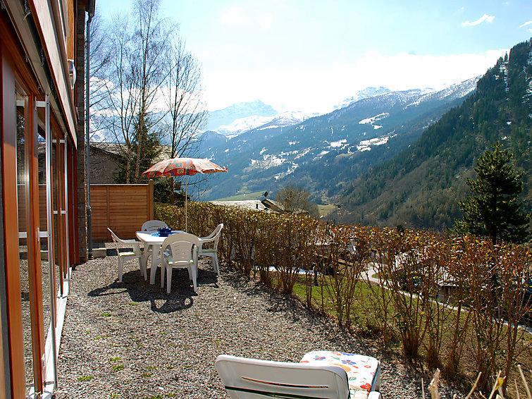 Tatil Evi Residenza Stelle d`Abete Bulaşık makinesi ile ve kros kayağı için