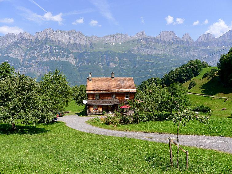 huisje Zwitserland