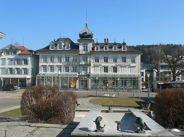 Ferielejlighed Apparthotel Krone