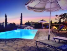 Sea Caves-Peyia - Casa de vacaciones Dionysos Deluxe Villa