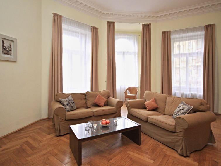 Ferielejlighed Riverbank residence med tv og Kæledyr tilladt