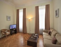 Praga/distrito 2 - Apartamento Riverbank residence