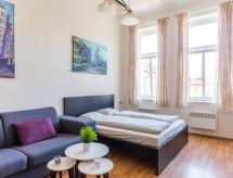 Praga/distrito 3 - Apartamento Kostnické náměstí