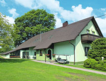 Hurka u Nemcice - Ferienhaus Haus Polivka (HUK100)