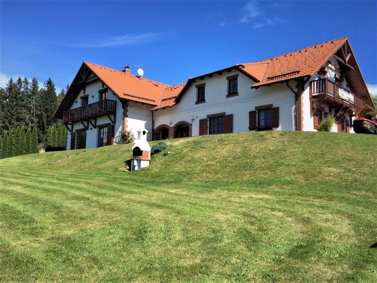 met je hond naar dit vakantiehuis in Lipno nad Vltavou