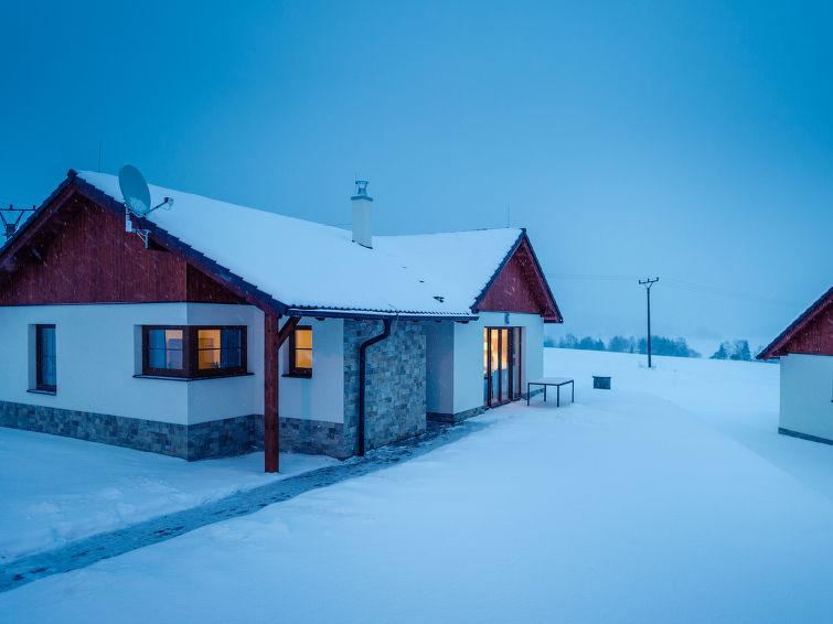 Residence Lipno - Chalet