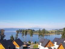 Frymburk - Maison de vacances Lakeside Village