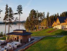 Lakeside Village (+ sauna)