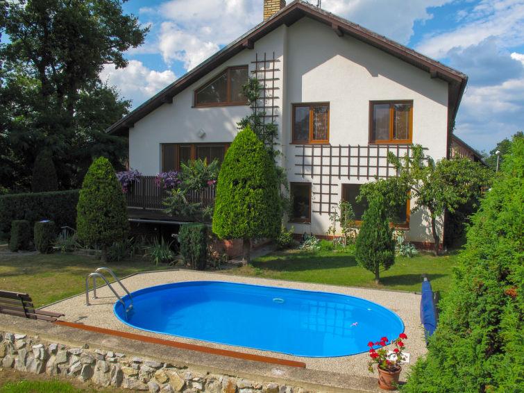 met je hond naar dit vakantiehuis in Dehtá?e