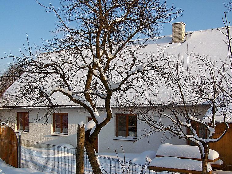 Ferie hjem Chrastov til langrend og med bad