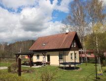 Liberec - Dom wakacyjny Mníšecká