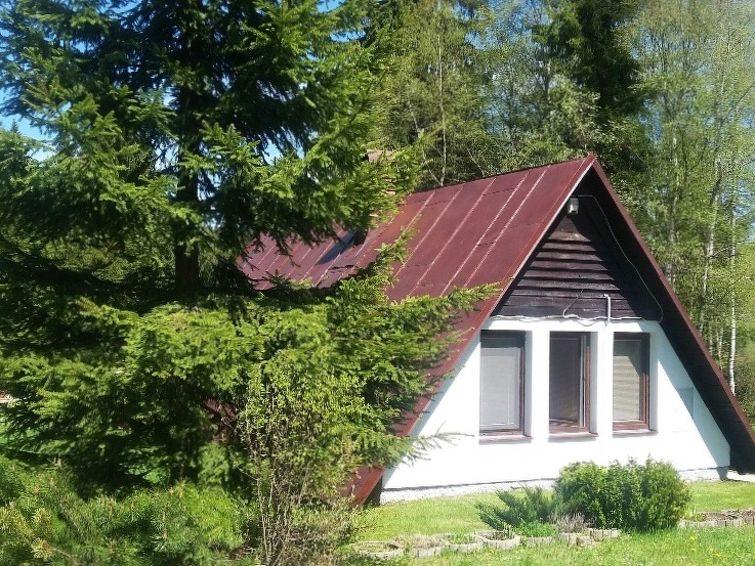 Ferie hjem Karlov til bjergvandring og husdyr tilladt