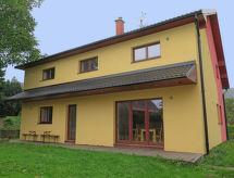 Louznice - Ferienhaus Ve Dvorku