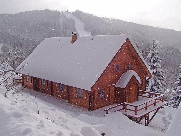 Accommodation in Horní Bečva