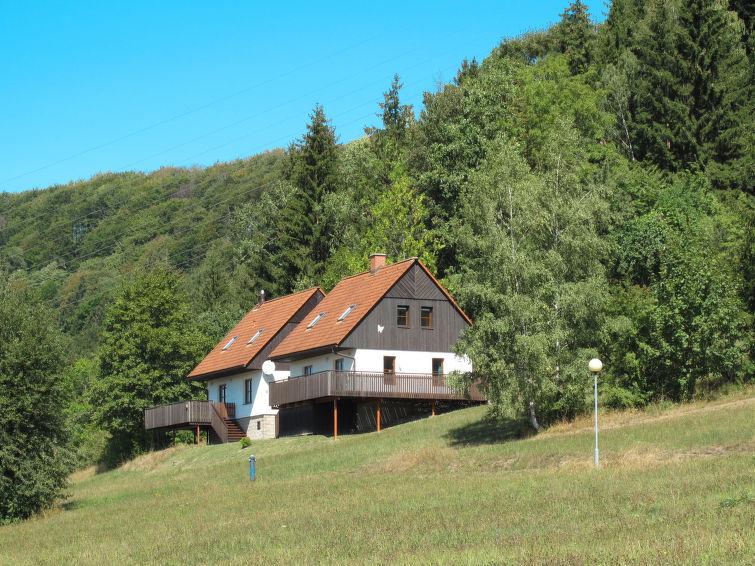 Casa de vacaciones Stárkov