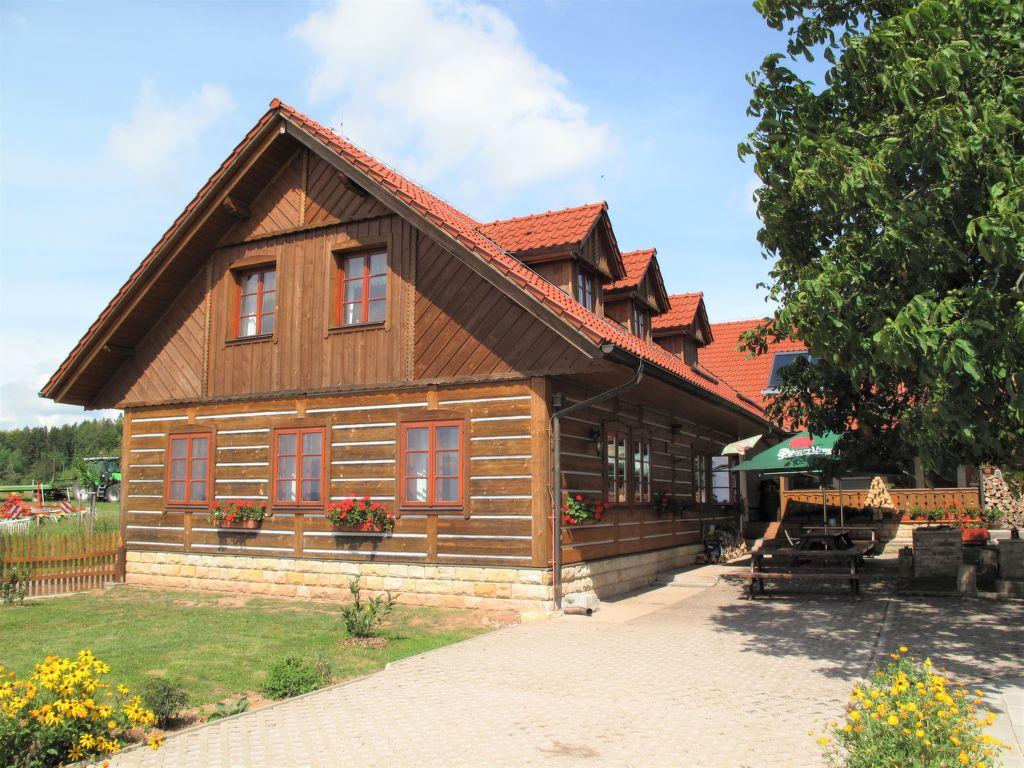 Ferienhaus Ru?ovka (ULJ100) Ferienhaus  Tschechische Republik