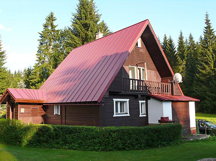 Ferie hjem Gallysto til ridning og med terrasse