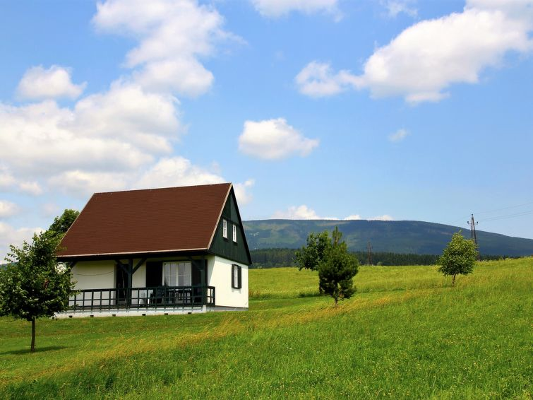 Casa de vacances Čistá