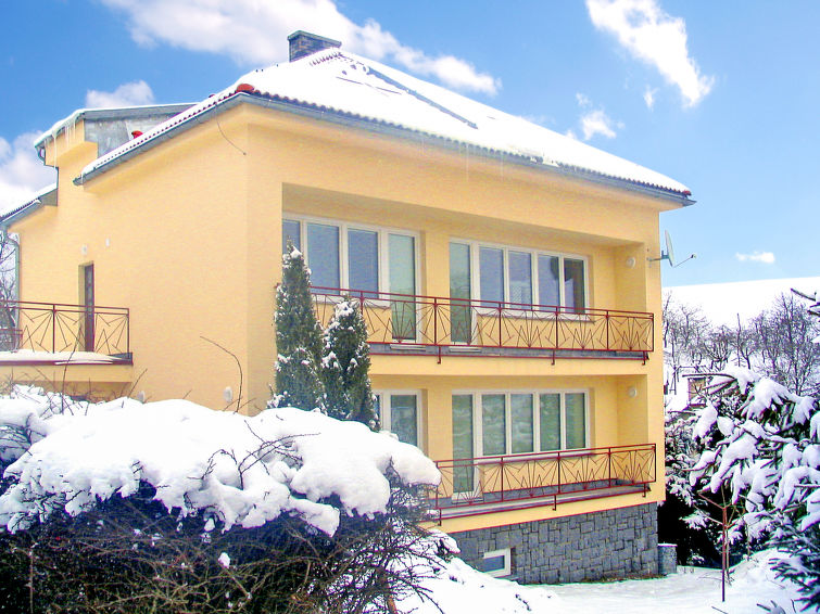 Casa De Férias Jitka (MIR100)