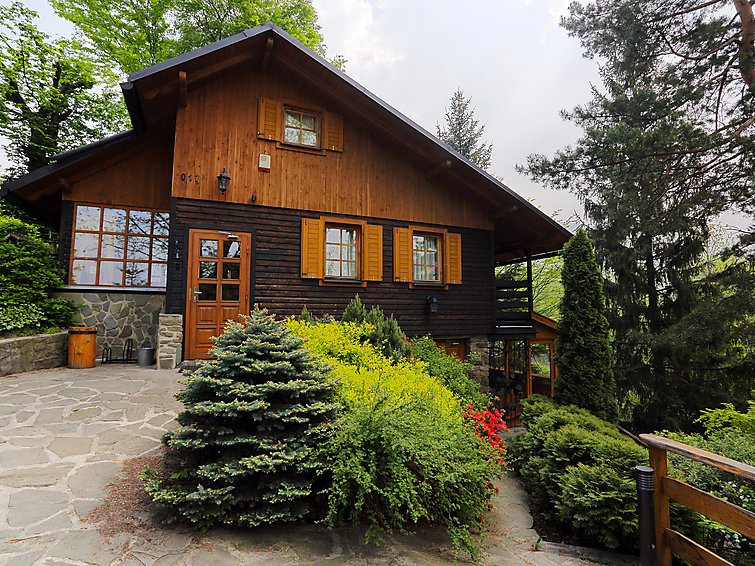 Ferie hjem Malenovice med sauna og mikrobølgeovn