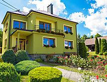Lidecko con balcone und giardino