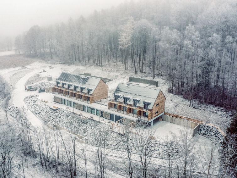 Ferienhaus Ctyriadvacítka