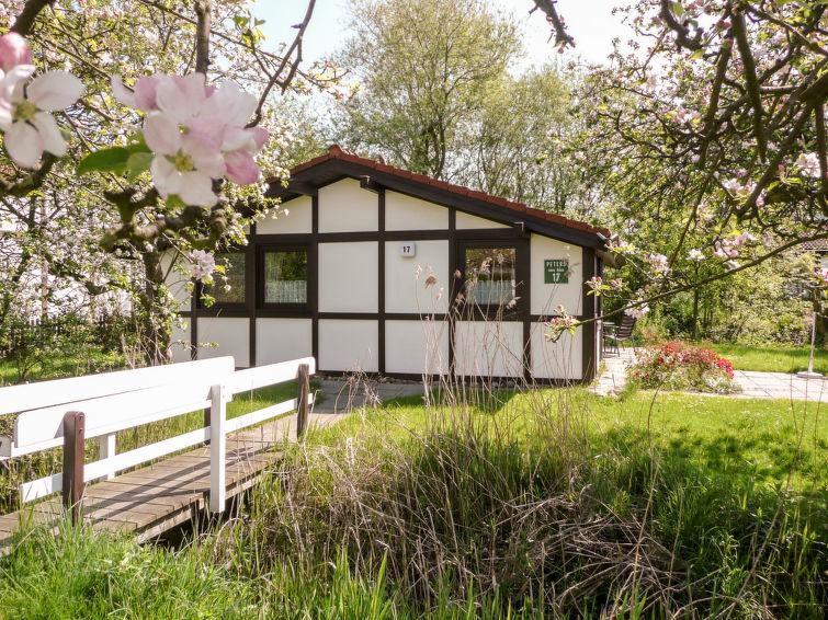 Ferie hjem Altes Land med terrasse og tv